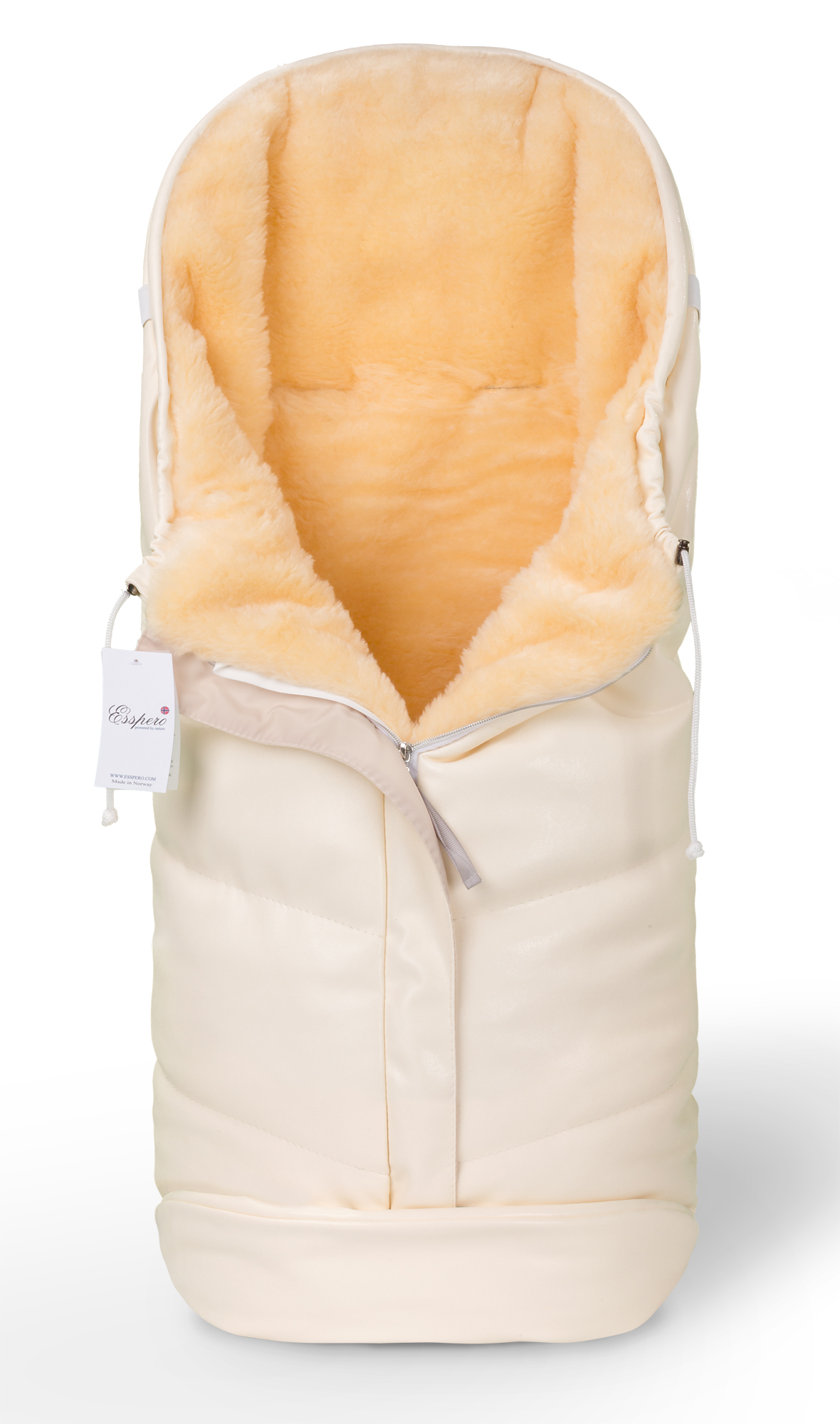 Esspero Sleeping Bag Lux Beige