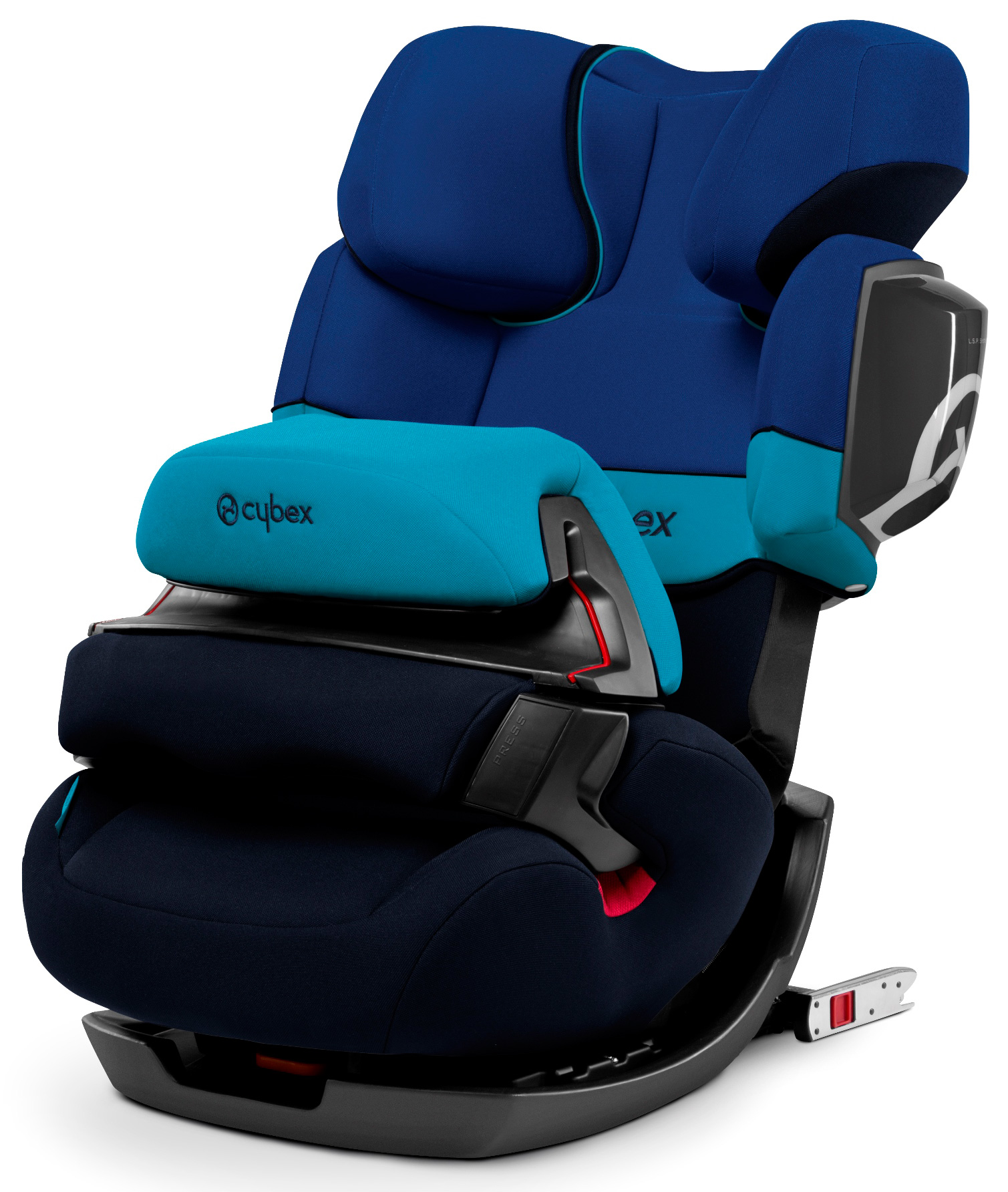 Автокресло Cybex Pallas 2-fix Blue Moon