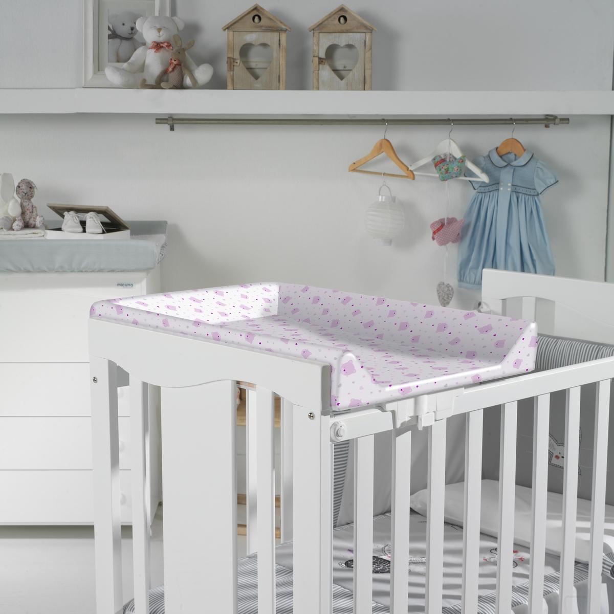 Доска для пеленания на кроватку