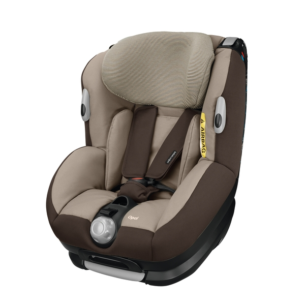 Автокресло Bebe Confort Opal EARTH BROWN