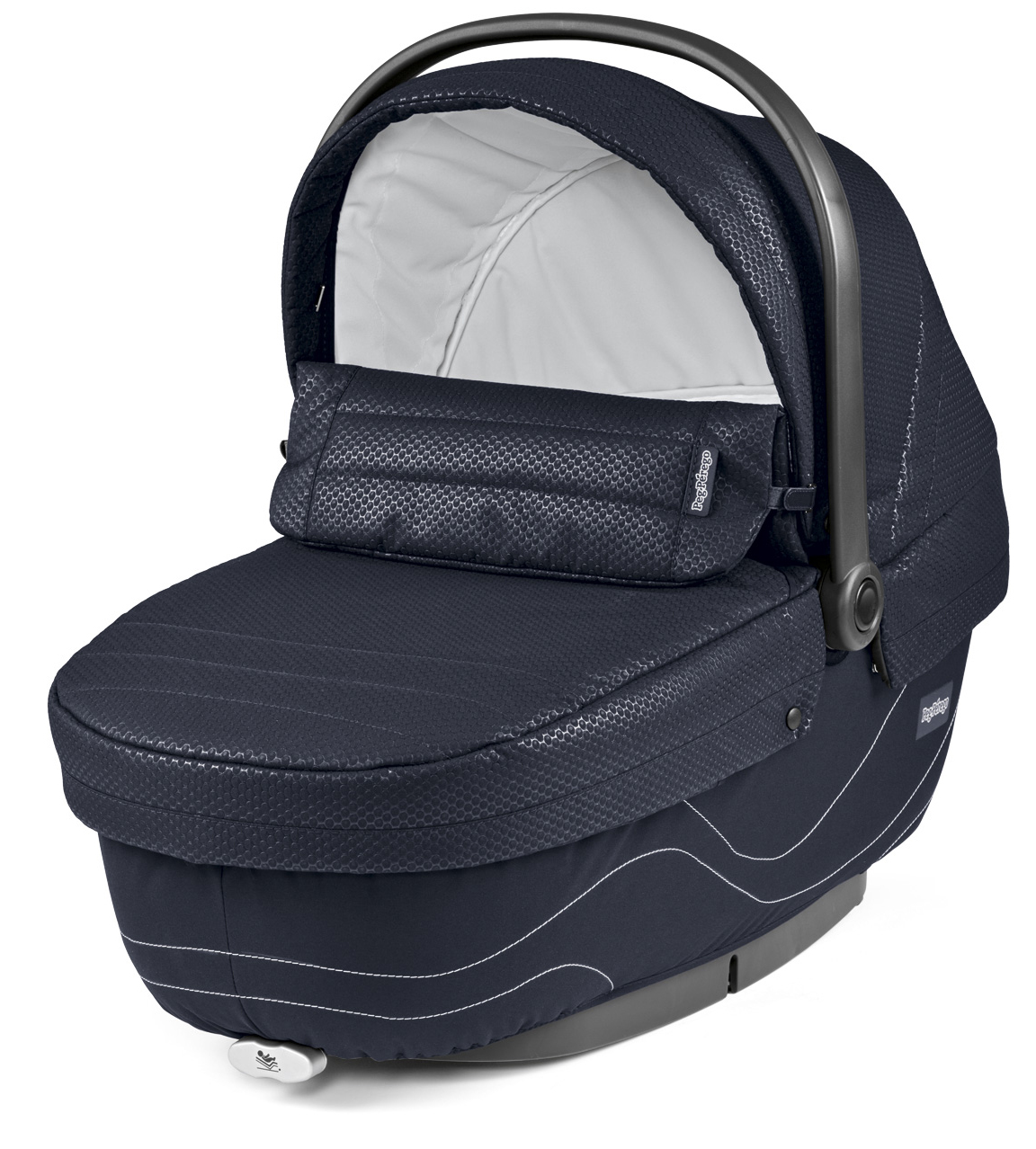 Peg-Perego Navetta XL Velo Bloom Navy