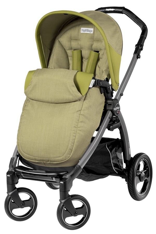 Прогулочная коляска Peg-Perego Book Plus S Pop-Up Green Tea