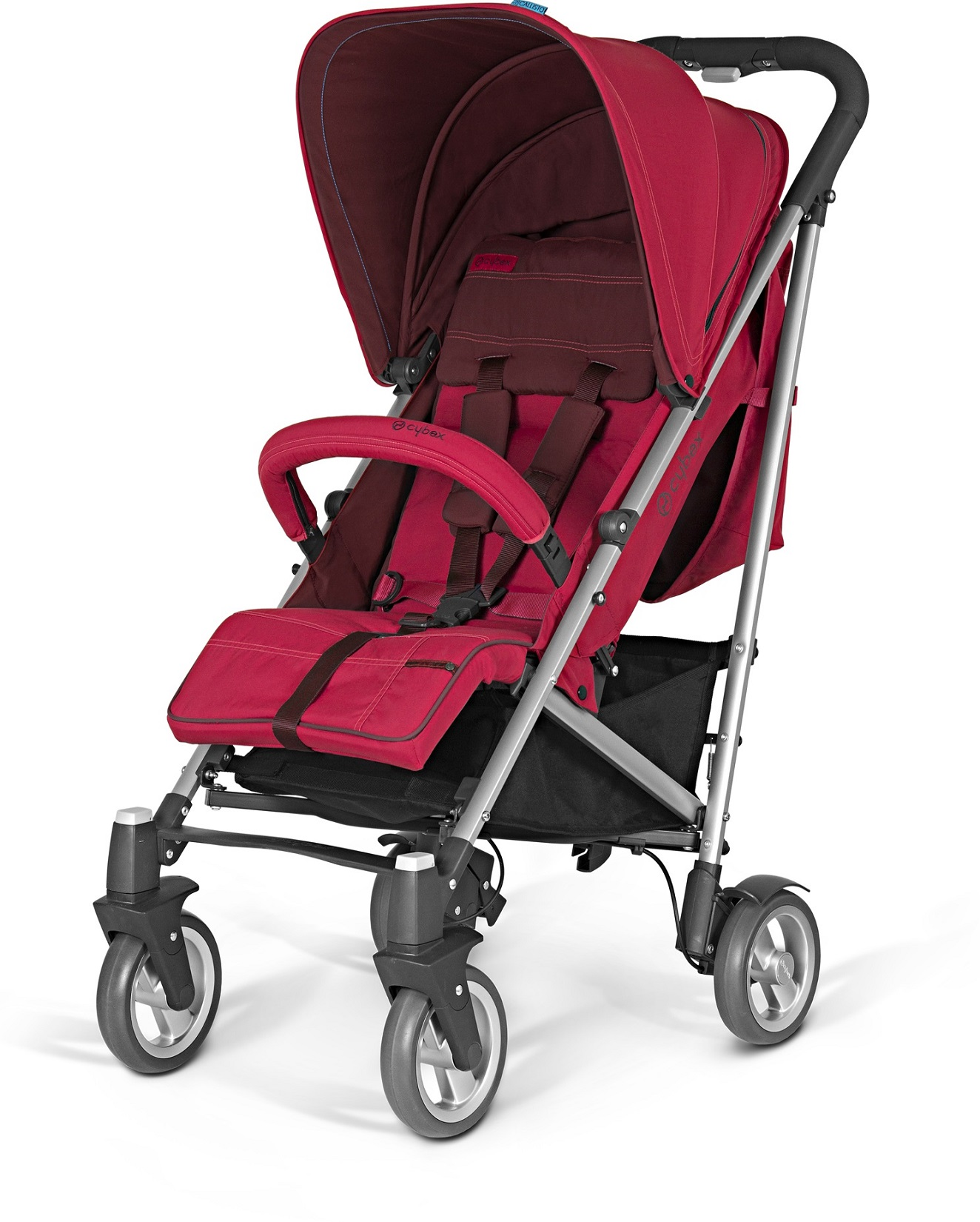 Коляска-трость Cybex Callisto Chilli Pepper 2012