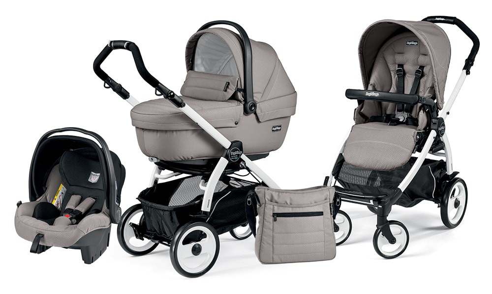 Peg-Perego Book Plus 51 Set Modular Mod Beige