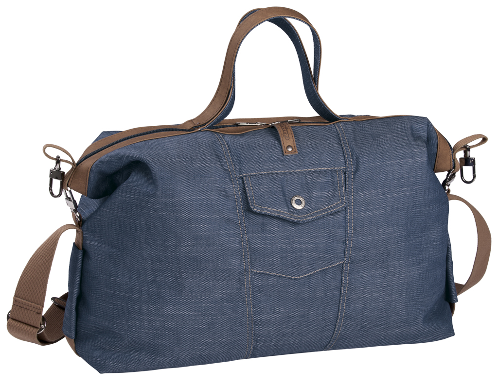 Сумка для коляски Peg Perego Borsa Mamma Elite Urban Denim