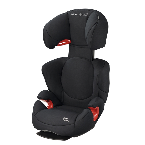 Детское автокресло Bebe Confort RODI AirProtect BLACK RAVEN