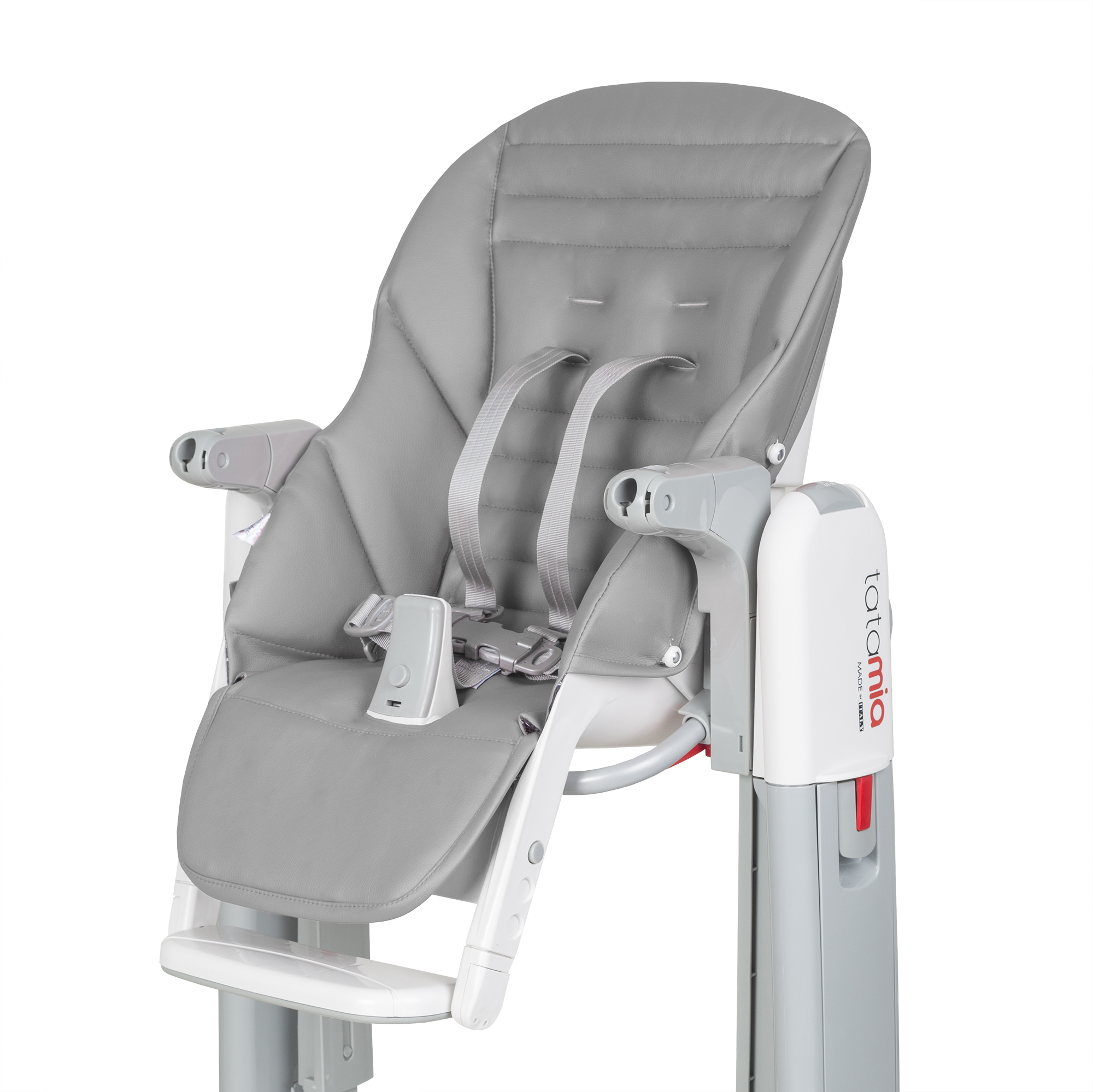 Сменный чехол Esspero для Peg-Perego Tatamia / Siesta Leatherette Light Grey