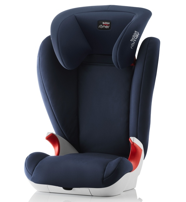 Автокресло Britax Römer Kid II Moonlight Blue