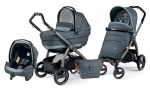 Коляска 3 в 1 Peg-Perego Book Plus S XL Modular System (шасси Jet)
