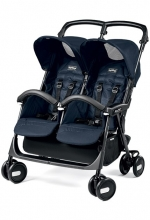 Коляска для двойни Peg Perego Aria Shopper Twin