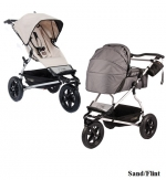 Коляска 2 в 1 Mountain Buggy Urban Jungle EVO