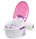 Горшок 3 в 1 Summer Infant Step-By-Step Potty