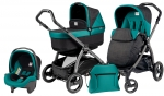 Коляска 3 в 1 Peg Perego Book S Pop Up Set Modular (шасси Jet)