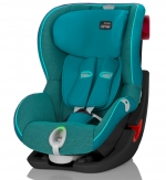 Автокресло Britax Römer King II LS (Black Series)