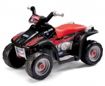 Электромобиль Peg Perego Polaris SportsMan 400 NERO