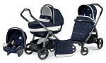 Коляска 3 в 1 Peg Perego Book S XL Set Modular (шасси Jet)