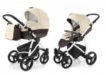 Коляска 2 в 1 Esspero Grand Newborn Lux (шасси White)