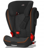 Автокресло Römer Kidfix II XP SICT (Black Series)