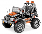 Электромобиль Peg Perego Gaucho Rock in