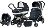 Коляска 3 в 1 Peg-Perego Book Plus 51 Elite (шасси Jet)