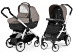 Коляска 2 в 1 Peg Perego Book 51 XL Modular (шасси White/Black)