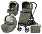 Коляска 3 в 1 Peg Perego Book 51S Breeze Set Modular (шасси Titania)