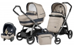 Коляска 3 в 1 Peg Perego Book S Elite Set Modular (шасси Jet)