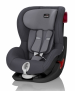 Автокресло Britax Romer King II Black Series