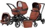 Коляска 3 в 1 Peg Perego Team Elite Set Modular
