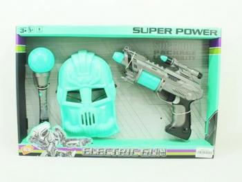 Пистолет YAKO (работает от батареек), Y19619022