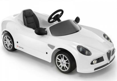 Электромобиль Toys Toys Alfa 8c