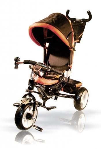 Детский трехколесный велосипед Shenma VipLex 908-3D