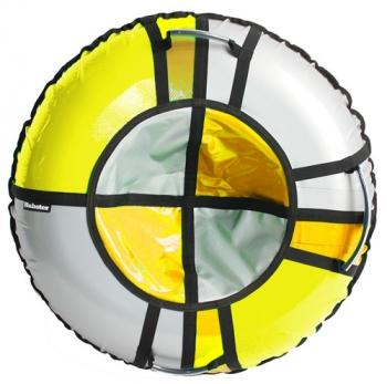 Тюбинг Hubster Sport Pro серый-желтый