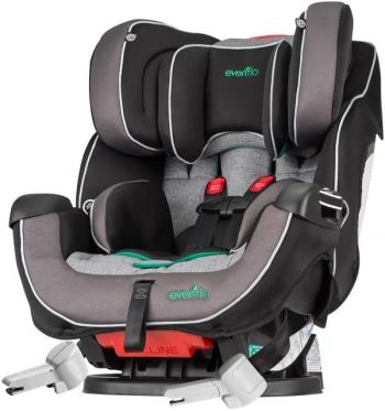 Автомобильное кресло Evenflo Symphony™ e3 DLX ProComfort Series™