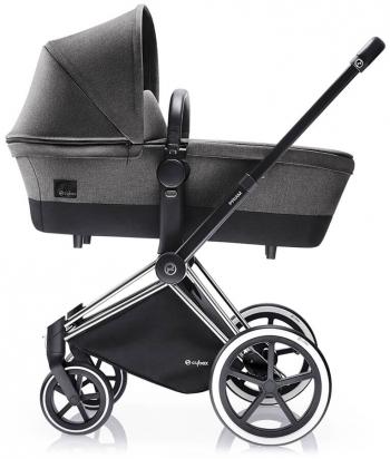 Детская коляска для новорожденных Cybex Priam (шасси All Terrain)