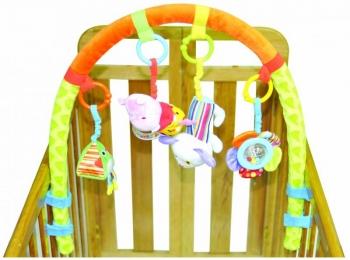 Игровая дуга на детскую кроватку Parkfield