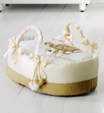 Люлька для переноски Baby Expert Cremino by Trudi