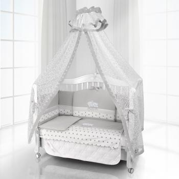 Комплект постельного белья Beatrice Bambini Unico Abbiamo (125х65)