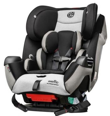 Автомобильное кресло Evenflo Symphony™ e3 LX Platinum Series™