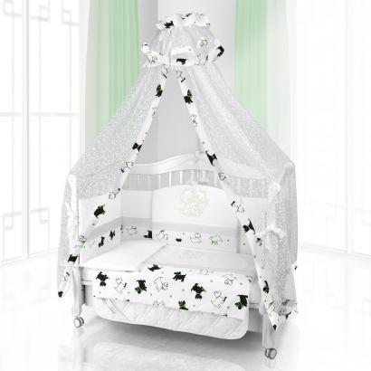 Комплект постельного белья Beatrice Bambini Unico Cuccioli (120х60)