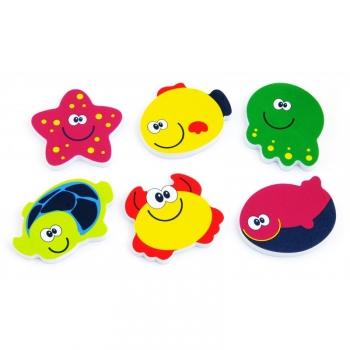 Игрушки для купания Baby Mix Sea world