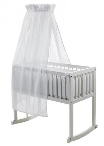 Кроватка-люлька с качалкой Geuther Lena