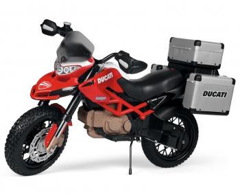 Электромобиль Peg Perego Ducati Enduro