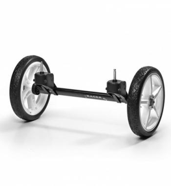 Комплект больших передних колес Hartan для Racer GT Quad system