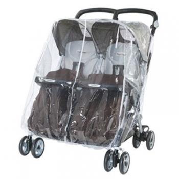 Дождевик для коляски Peg Perego Aria Twin