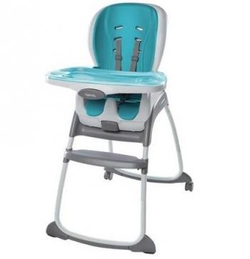 Стульчик для кормления 3 в 1 Bright Stars «Smart Clean» (голубой)