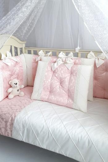 Комплект постельного белья Eco Line Мягкое Облако (11 предметов)