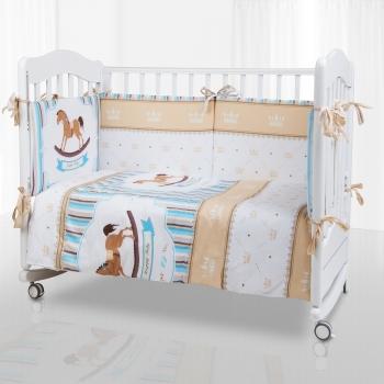 Комплект постельного белья Eco Line Horse