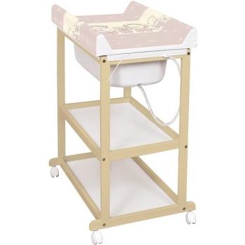 Пеленальный стол Ceba Baby Laura