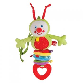 Подвесная игрушка-растяжка Happy Baby